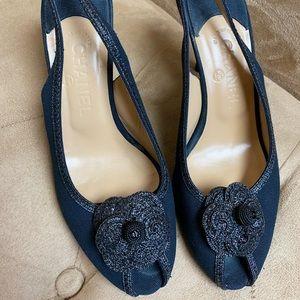 Chanel Camilla Bow Heels 👠